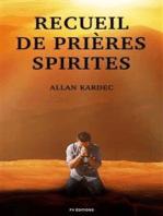 Recueil de Prières Spirites