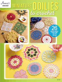 Miniature Doilies To Crochet