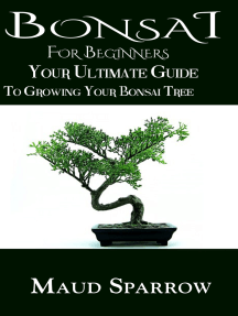 Bonsai For Beginners: The Ultimate Guide to Growing Your Bonsai Tree