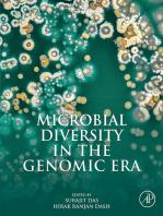 Microbial Diversity in the Genomic Era