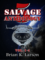 Salvage-5 - Anthology (Vol. 1-4) (First Contact)