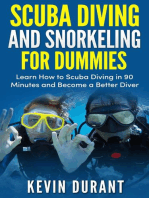 Scuba Diving and Snorkeling for Dummies:learn how to scuba diving in 90 minutes and Become a Better Diver