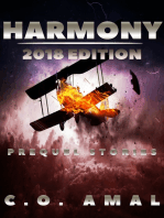 Harmony - Prequel Stories (2018 Edition)