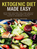 Ketogenic Diet Made Easy