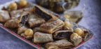 How To Make Shanghainese Red Bean Pancakes, A Sweet And Chewy Treat