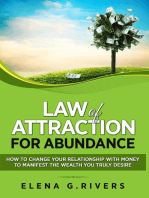 Law of Attraction for Abundance