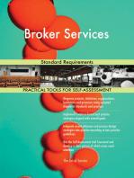 Broker Services Standard Requirements