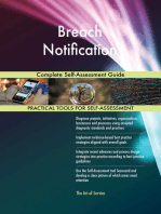 Breach Notification Complete Self-Assessment Guide