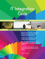 IT Integration Costs A Complete Guide