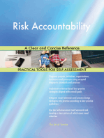 Risk Accountability A Clear and Concise Reference