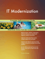 IT Modernization Complete Self-Assessment Guide