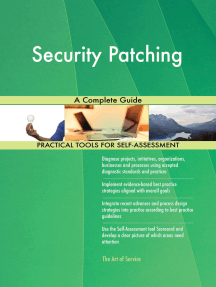 Security Patching A Complete Guide