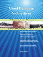 Cloud Database Architectures A Clear and Concise Reference