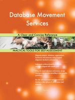 Database Movement Services A Clear and Concise Reference