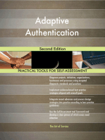 Adaptive Authentication Second Edition