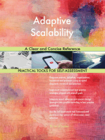 Adaptive Scalability A Clear and Concise Reference