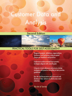 Customer Data and Analysis Second Edition