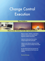 Change Control Execution Third Edition