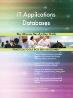 IT Applications Databases The Ultimate Step-By-Step Guide