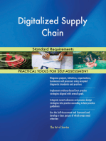 Digitalized Supply Chain Standard Requirements