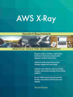 AWS X-Ray Standard Requirements