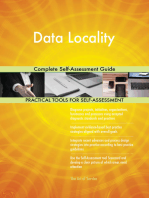 Data Locality Complete Self-Assessment Guide