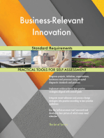 Business-Relevant Innovation Standard Requirements
