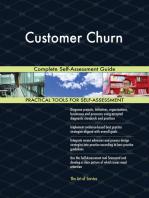Customer Churn Complete Self-Assessment Guide