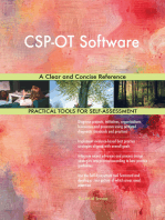 CSP-OT Software A Clear and Concise Reference