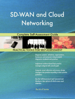 SD-WAN and Cloud Networking Complete Self-Assessment Guide