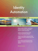 Identity Automation Complete Self-Assessment Guide