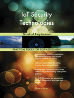 IoT Security Technologies Standard Requirements