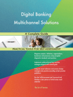 Digital Banking Multichannel Solutions A Complete Guide