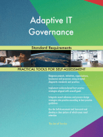 Adaptive IT Governance Standard Requirements