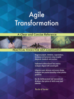 Agile Transformation A Clear and Concise Reference
