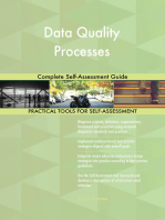 Data Quality Processes Complete Self-Assessment Guide