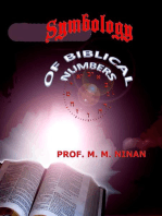Symbology of Biblical Numbers