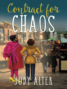 Contract for Chaos: Kelly O'Connell Mysteries, #8