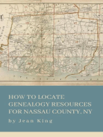How to Locate Genealogy Resources for Nassau County, NY