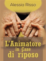 L'Animatore in Case di riposo