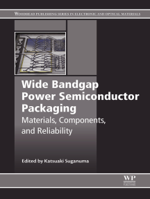 Wide Bandgap Power Semiconductor Packaging: Materials, Components, and Reliability
