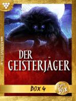 Der Geisterjäger Jubiläumsbox 4 – Gruselroman