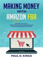 Making Money With Amazon FBA