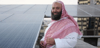 Solar Panels And Rooftop Prayers, Yet Renewed Mosque Reclaims Traditional Role