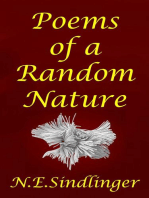 Poems of a Random Nature