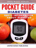 Pocket Guide Diabetes