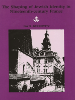 The Shaping of Jewish Identity in Nineteenth–Century France