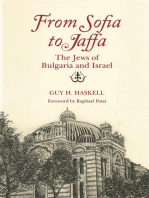 From Sofia to Jaffa