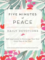 Five Minutes of Peace