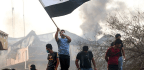 Months Of Protests Roil Iraq's Oil Capital Basra